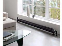 Radiatore a pavimento ad acqua calda o elettricoHOT FORM | Radiatore a pavimento - HOTWAVE RADIATORI