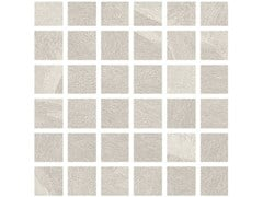 Mosaico in gres porcellanatoHURRICANE | Mosaico Sand - ARMONIE CERAMICHE