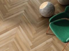 Pavimento in gres porcellanato effetto legno per interni ed esterniHUSK - CERAMICHE SUPERGRES