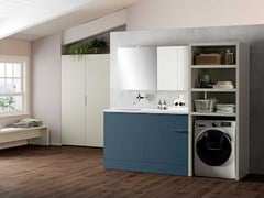 Mobile lavanderia componibileHYD02 | Mobile lavanderia - MOBILTESINO