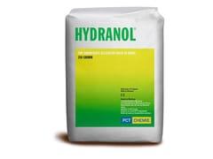 Additivo in polvere per massettiHYDRANOL® - PCT ITALIA