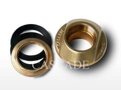 Accessorio idraulico per fontanePassante per vasche - CASCADE