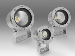 Lampada ad immersione con sistema RGB in acciaio inoxDIVE - PUK ITALIA GROUP