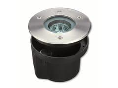 Segnapasso a LED a pavimento in alluminio pressofuso per esterniHYDROFLOOR COMPACT - PUK ITALIA GROUP
