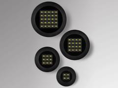 Segnapasso a LED a pavimento in alluminio pressofuso per esterniHYDROFLOOR INVISA-LIGHT - PUK ITALIA GROUP