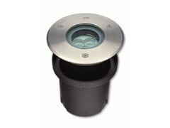Segnapasso a LED a pavimento in alluminio pressofuso per esterniHYDROFLOOR MINI | Segnapasso in alluminio - PUK ITALIA GROUP