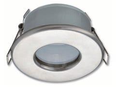 Faretto in acciaio a soffitto da incassoHYDROSPOT | Faretto in acciaio - PUK ITALIA GROUP