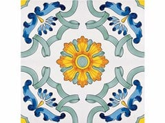 Rivestimento / pavimento in ceramicaI GRANDI CLASSICI  MARIATERESA - CERAMICA FRANCESCO DE MAIO