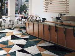 Pavimento/rivestimento in gres porcellanato smaltato effetto marmoI'M - GAMMA DUE