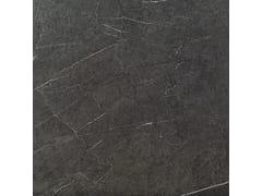 Pavimento/rivestimento in gres porcellanato effetto pietraI SASSI ANTRACITE - CERAMICHE COEM