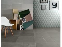 Pavimento/rivestimento in gres porcellanato effetto pietraI SASSI - CERAMICHE COEM