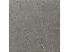 Pavimento/rivestimento in gres porcellanato effetto pietraI SASSI GRIGIO SCURO - CERAMICHE COEM