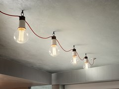 Lampada da soffitto modulare in metalloSISTEMA IBRIDO - ALDO BERNARDI