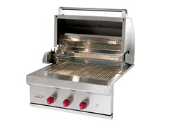 Barbecue a gas in acciaio inox ICBOG30 | Barbecue - WOLF BY SUB-ZERO GROUP