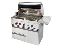 Barbecue a gas in acciaio inox ICBOG42-CART42 | Barbecue - WOLF BY SUB-ZERO GROUP