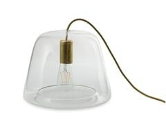 Lampada da tavolo a LED in vetro ICE-TB1000 - Ice