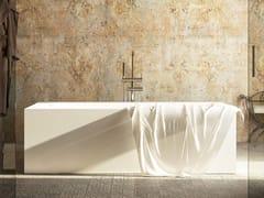 Relax Design, ICON Vasca da bagno centro stanza idromassaggio in Luxolid®
