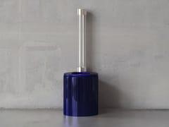 Wc in ceramicaICONE01 MONOCHROMES BLU - TRONE