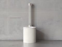 Wc in ceramicaICONE01 MONOCHROMES BIANCO - TRONE