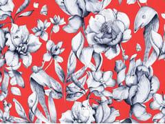 Carta da parati in tessuto non tessuto con motivi florealiIDA - JANNELLI & VOLPI