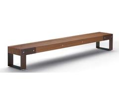 Metalco, IDEAS L   Panchina  Panchina