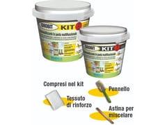 INDEX, IDROBIT - KIT Impermeabilizzante elastomero-bituminoso ad alte prestazioni