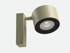 Lampada da parete per esterno a LED orientabileIFERROSI - SPOT 120 + CBL - LUCIFERO'S