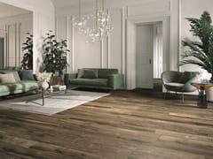 Pavimento in gres porcellanato effetto legnoIL CERRETO - LA FABBRICA
