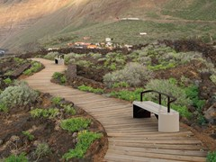 ULMA Architectural Solutions, ILARGI Panchina con schienale
