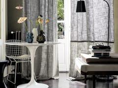 Tessuto jacquard lavabile in lino per tendeILLUSION - ÉLITIS