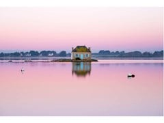 Stampa fotograficaNICHTARGUER ISLAND IN THE EARLY MORNING - ARTPHOTOLIMITED