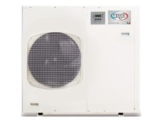 Pompa di calore ad aria/acqua monoblocco, full DC inverterIM 11 - ARGOCLIMA