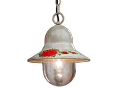 Lampada a sospensione per esterno in ceramicaIMPERIA | Lampada a sospensione per esterno - FERROLUCE