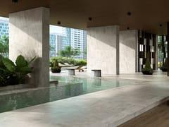 Pavimento/rivestimento in gres porcellanato effetto marmoIMPERIAL SIENA - EXAGRES