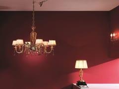 Lampadario con cristalli Swarovski® IMPERO L8 SHADE - Impero