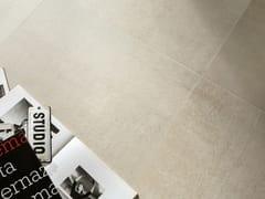 Pavimento/rivestimento in gres porcellanato effetto cementoIMPRESS CHIARO - ASTOR CERAMICHE
