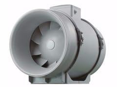 Ventilatori centrifughi assiali