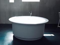 Vasca da bagno centro stanza rotonda in ExmarIN-OUT | Vasca da bagno - AGAPE