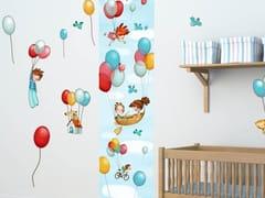 Adesivo da parete per bambiniIN THE AIR | Adesivo da parete - ACTE DECO