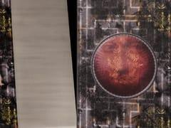 Carta da parati ignifuga impermeabile in tessuto non tessutoINCONTRI LISA - AGENA