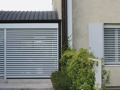 IN.CO.VAR., INCOSUN SB90 Frangisole orientabile in alluminio