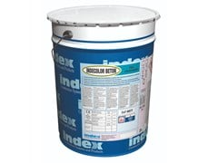 INDEX, INDECOLOR BETON Pittura anticarbonatazione, metacrilica ad alta resistenza