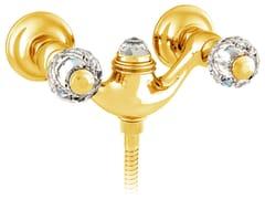 Rubinetto per doccia a 2 fori con cristalli Swarovski® INDICA | Rubinetto per doccia con cristalli Swarovski® - Indica