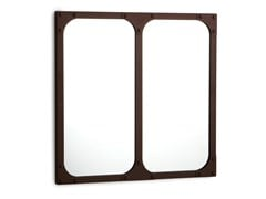 Specchio quadrato con cornice da pareteINDUSTRIALIS | Specchio con cornice - BLEU PROVENCE