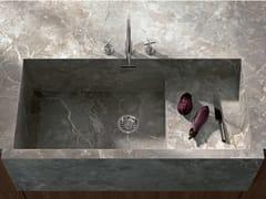 Top cucina in gres porcellanato effetto marmoINFINITO 2.0 FIOR DI BOSCO - CERAMICA FONDOVALLE