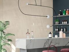 CERAMICA FONDOVALLE, INFINITO 2.0 ONICE WHITE Pavimento/rivestimento in gres porcellanato effetto marmo