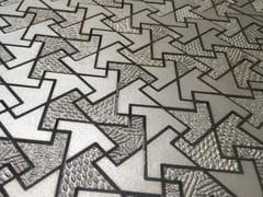 Mosaico in pietra naturaleINFINITO DECORATO | Aluminium - CVS ITALIA