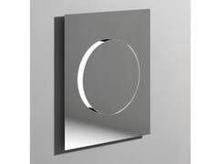 Specchio rettangolare da pareteINSIDE 2 - REXA DESIGN