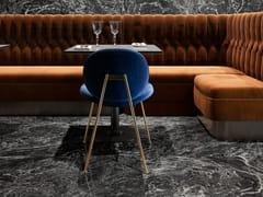 Pavimento/rivestimento in gres porcellanato effetto marmoINSIDEART LIQUID MOON - CERAMICA SANT'AGOSTINO