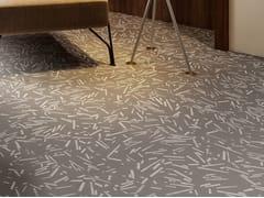 Pavimento/rivestimento in gres porcellanato effetto resinaINSIDEART REMARBLE DARK - CERAMICA SANT'AGOSTINO